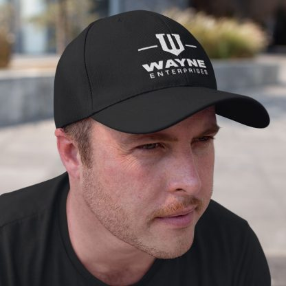 Wayne Enterprises Batman Inspired Cap